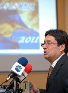 Francisco Santos Calderón. Vicepresidente de Colombia.