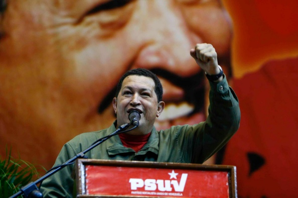 "Hugo Chavez """